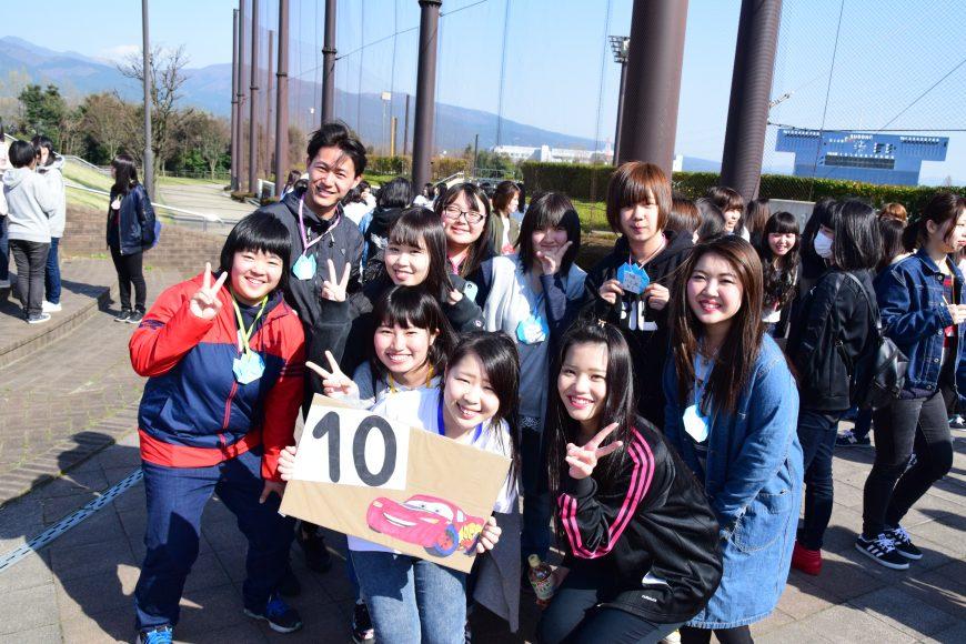 〝新入生歓迎会〞(学生交流会)