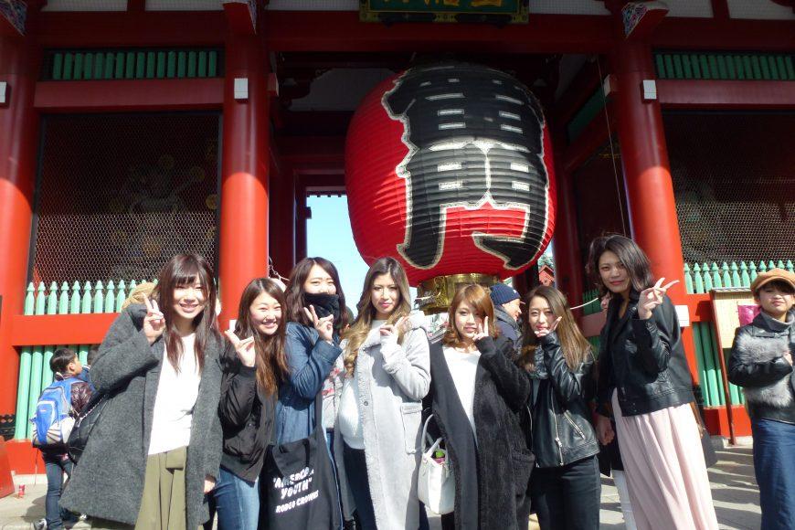 校外学習「浅草&国立西洋美術館」 に行ってきました