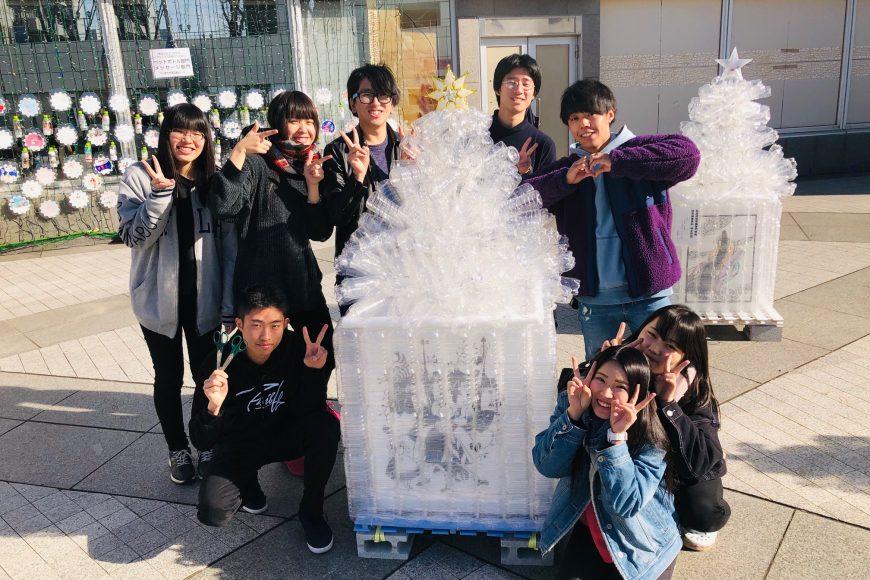 ☆1本からのクリスマスツリー☆